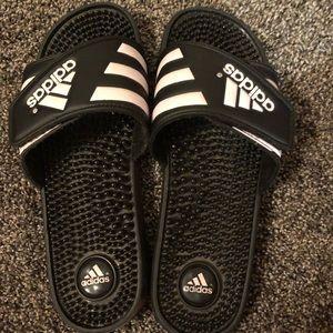 Women's Adidas Slip-On Sandals